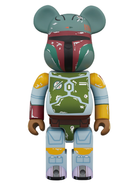 BE@RBRICK BOBA FETT(TM) First Appearance Ver. ベアブリック 400%