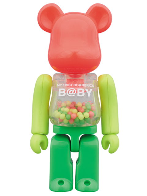 MY FIRST BE@RBRICK B@BY NEON Ver.  BE@RBRICK ベアブリック 100%