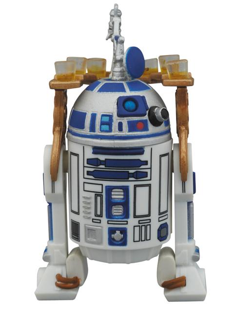 MEDICOM TOY EXHIBITION 2013限定 KUBRICK キューブリック R2-D2(TM) (JABBA'S BARGE) 100%