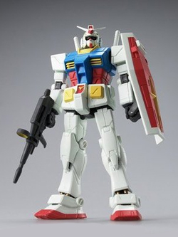GUNDAM DVD-BOX1 初回限定特典 HCM-PRO RX-78-2 GUNDAM Limited Version