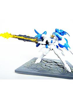 ガンダムコレクション DX3 トールギスIII メガキャノン