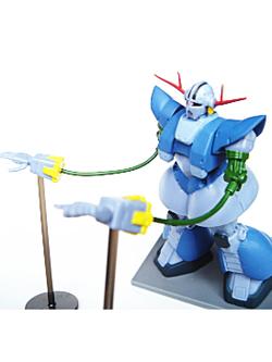 ガンダムコレクション DX3 パーフェクト・ジオング 有線サイコミュ展開