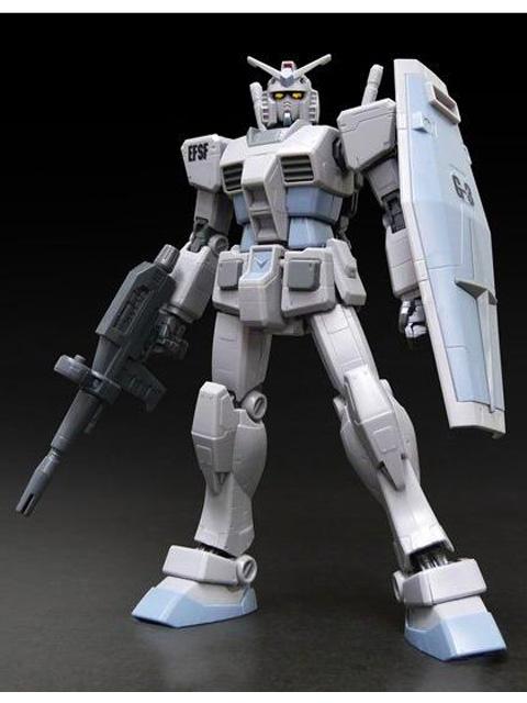 ガンダムSUPER EXPO限定 HG 1/144 RX-78-3 G-3ガンダム Ver.G30th