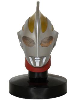 ウルトラマン マスクコレクション光の巨人Vol.2 ウルトラマンガイア 発光Ver.