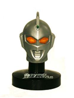 ウルトラマン マスクコレクション光の巨人Vol.3 ウルトラマンスコット 発光Ver.