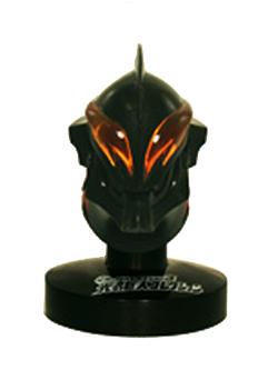 ウルトラマン マスクコレクション光の巨人Vol.3 ウルトラマンベリアル 発光Ver.