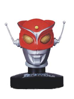ウルトラマン マスクコレクション光の巨人Vol.3 シークレット レッドマン 発光Ver.