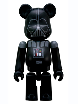 BE@RBRICK PEPSI. NEX x STAR WARS Darth Vader
