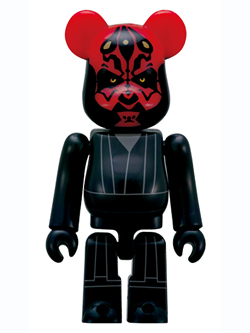 BE@RBRICK PEPSI. NEX x STAR WARS Darth Maul