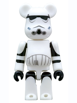 BE@RBRICK PEPSI. NEX x STAR WARS Stormtrooper