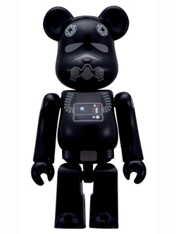 BE@RBRICK PEPSI. NEX x STAR WARS TIE Fighter Pilot