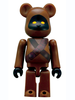 BE@RBRICK PEPSI. NEX x STAR WARS Jawa
