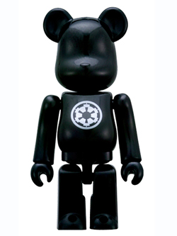 BE@RBRICK PEPSI. NEX x STAR WARS Imperial Logo