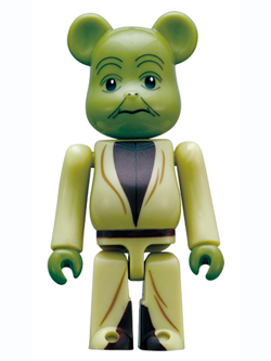 BE@RBRICK PEPSI. NEX x STAR WARS Yoda