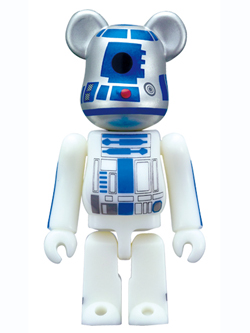 BE@RBRICK PEPSI. NEX x STAR WARS R2-D2