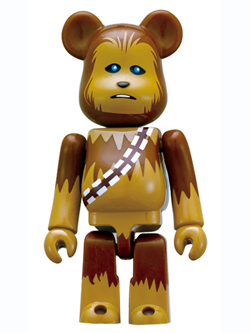 BE@RBRICK PEPSI. NEX x STAR WARS Chewbacca