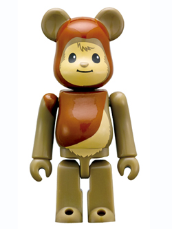 BE@RBRICK PEPSI. NEX x STAR WARS Wicket