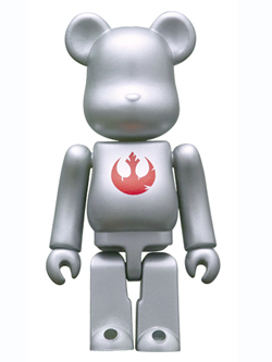 BE@RBRICK PEPSI. NEX x STAR WARS Rebel Alliance Logo
