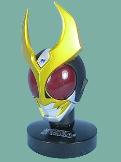 マスクコレクション Vol.4 仮面ライダーアギト ノーマル台座