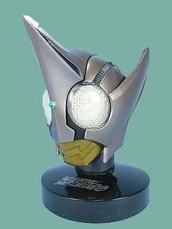 マスクコレクション Vol.4 仮面ライダーパンチホッパー ノーマル台座