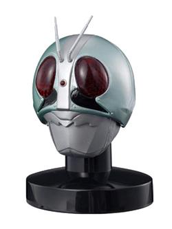マスクコレクション Vol.7 仮面ライダー新2号(造形リニューアル) ノーマル台座仕様