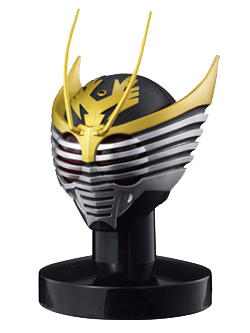 マスクコレクション Vol.7 仮面ライダー龍騎サバイブ ノーマル台座仕様
