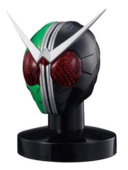マスクコレクション Vol.7 仮面ライダーW(ダブル) サイクロンジョーカー ノーマル台座仕様