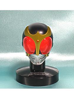 マスクコレクション Vol.8 仮面ライダークウガ(グローイングフォーム) ノーマル台座仕様
