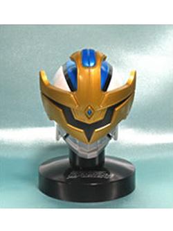 マスクコレクション Vol.8 仮面ライダーイクサ (セーブモード) ノーマル台座仕様