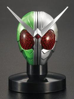 プレミアムバンダイ限定 マスクコレクション 仮面ライダーW 5フォームセット