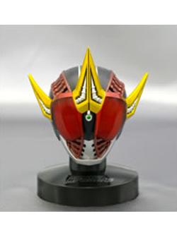 マスクコレクション Vol.9 仮面ライダーゼロノス ゼロフォーム ノーマル台座仕様