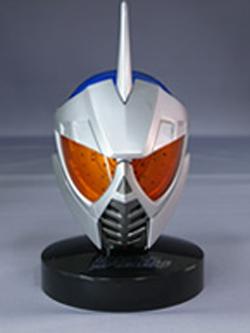 マスクコレクション Vol.10 仮面ライダーアクセルトライアル ノーマル台座仕様
