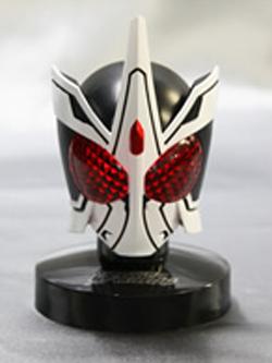 マスクコレクション Vol.11 仮面ライダーオーズ サゴーゾコンボ 発光台座仕様