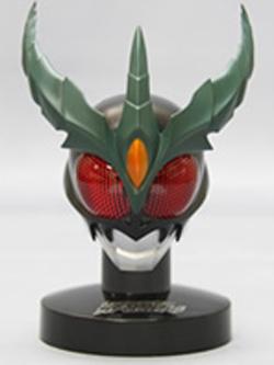 マスクコレクション Vol.12 仮面ライダー エクシードギルス ノーマル台座仕様