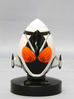 マスクコレクション Vol.12 仮面ライダーフォーゼ ベースステイツ 発光台座仕様