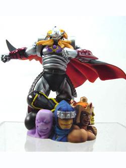 NEO超像革命 キン肉マン 黄金のマスク編 悪魔将軍の脅威! カラー版