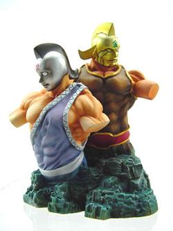 NEO超像革命 キン肉マン 黄金のマスク編 戦いの神・平和の神 カラー版