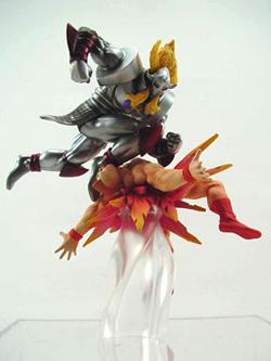 NEO超像革命 キン肉マン 黄金のマスク編 驚天動地!断頭台の恐怖 カラー版