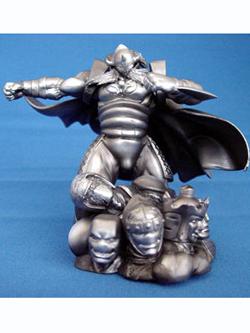 NEO超像革命 キン肉マン 黄金のマスク編 悪魔将軍の脅威! レアカラー版