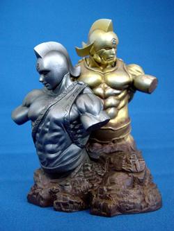 NEO超像革命 キン肉マン 黄金のマスク編 戦いの神・平和の神 レアカラー版