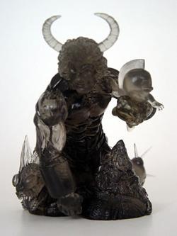WF限定 超像革命 キン肉マン 七人の悪魔超人編 七人の悪魔超人 ブラッククリアーVer.