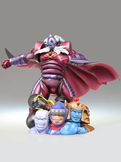 WF20周年記念Ver. NEO超像革命 キン肉マン 黄金のマスク編2ndカラー版 悪魔将軍の脅威!