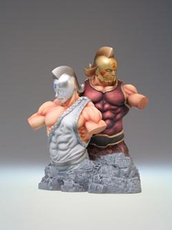 WF20周年記念Ver. NEO超像革命 キン肉マン 黄金のマスク編2ndカラー版 戦いの神・平和の神