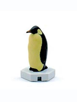海洋堂 日本水族館立体生物図録 アクア・トトぎふVer. ペンギンB