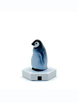 海洋堂 日本水族館立体生物図録 アクア・トトぎふVer. ペンギンC