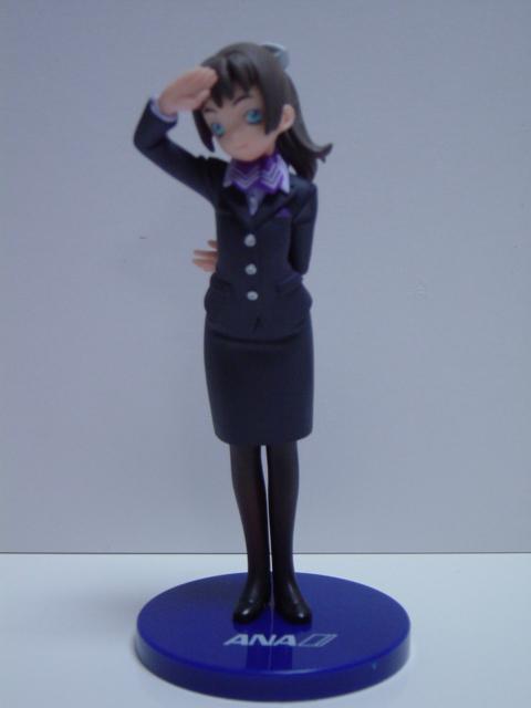 ANA ユニフォームコレクション 9th UNIFORM スカーフ(紫)