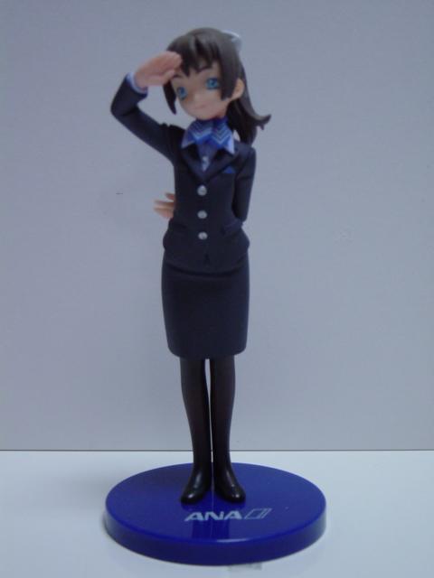 ANA ユニフォームコレクション 9th UNIFORM スカーフ(紺)