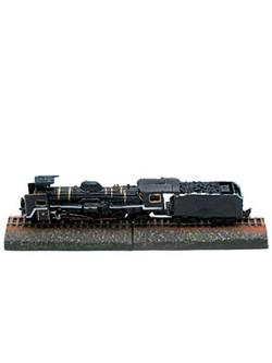海洋堂 中国四国物産展 山口蒸気機関車C-57-1「貴婦人」
