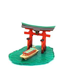 海洋堂 中国四国物産展 厳島神社の大鳥居
