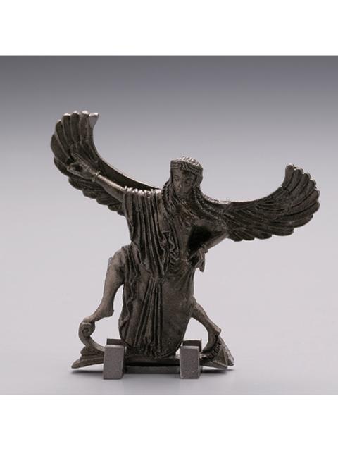 海洋堂 公式カプセルフィギュア古代ギリシャ展の彫刻 ニケ小像